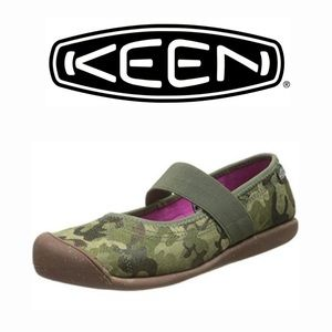 Keen Camouflage Sienna Mary Janes